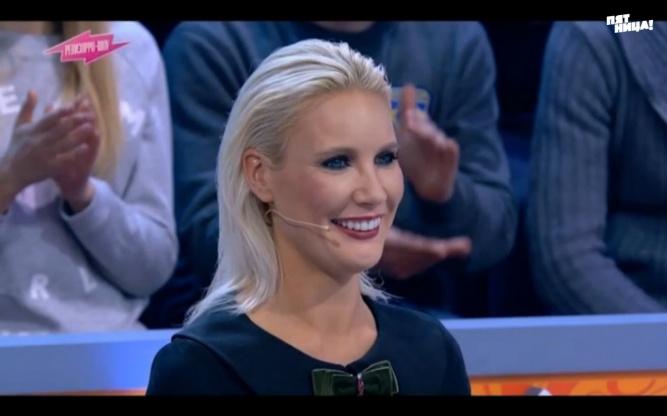 Елена Летучая. © Скриншот передачи «Ревизорро-шоу»