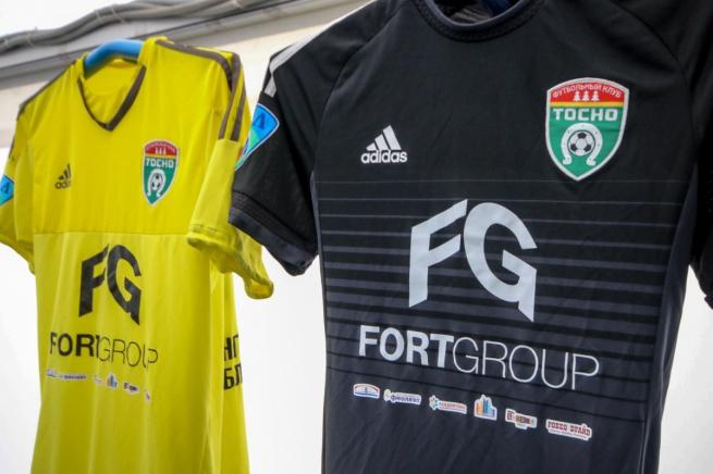 © Фото с официального сайта ФК «Тосно»