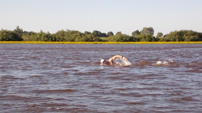 © Федерация спортивного зимнего плавания