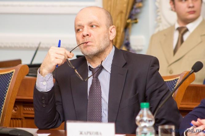 Александр Мамулат. © Фото из архива интернет-портала «Новгород.ру»
