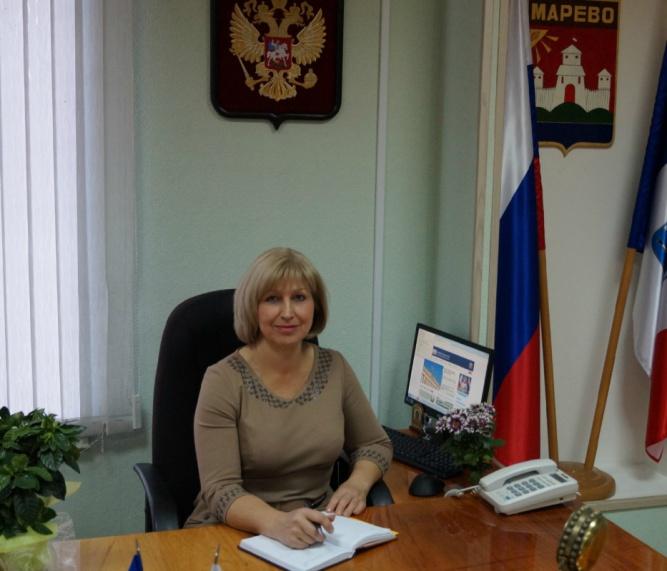Олимпиада Ильина. © Фото с сайта marevoadm.ru