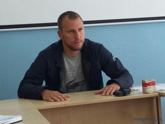 Экс-председатель регионального отделения «Яблока» Иван Гаврилов.