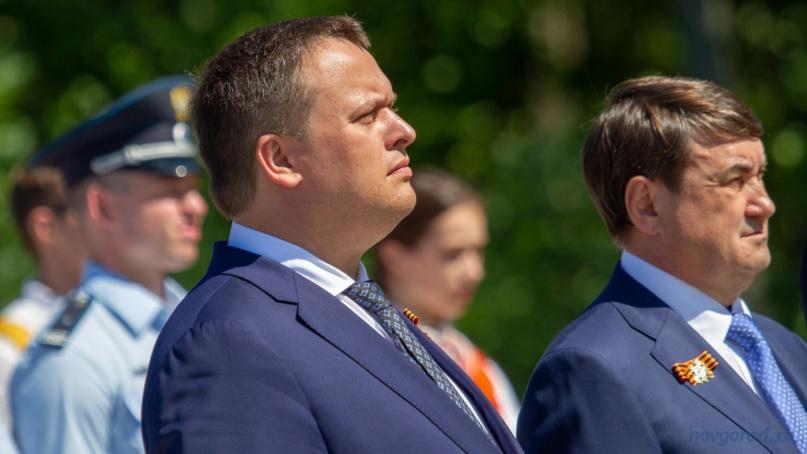 Андрей Никитин. © Фото из архива интернет-портала «Новгород.ру»
