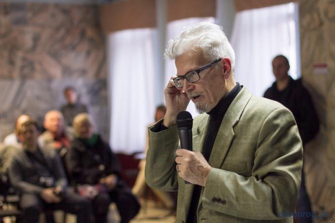 Эдуард Лимонов. © Фото из архива интернет-портала «Новгород.ру»