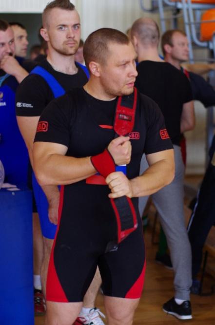 Сергей Скочек. © Фото пресс-службы департамента по физической культуре и спорту Новгородской области