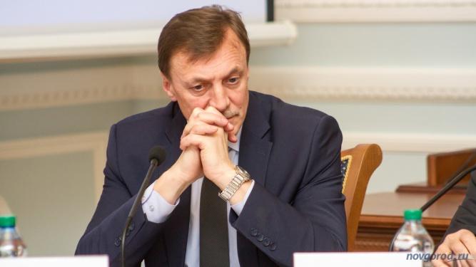 Анатолий Росоловский. © Фото из архива интернет-портала «Новгород.ру»