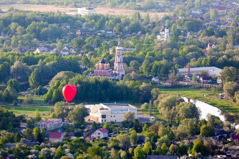 Старая Русса. © Фото из архива интернет-портала «Новгород.ру»