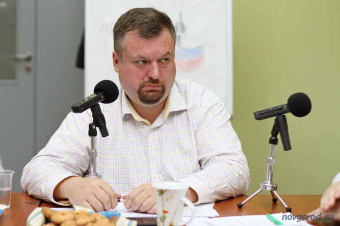 Антон Морозов. © Фото из архива интернет-портала «Новгород.ру»