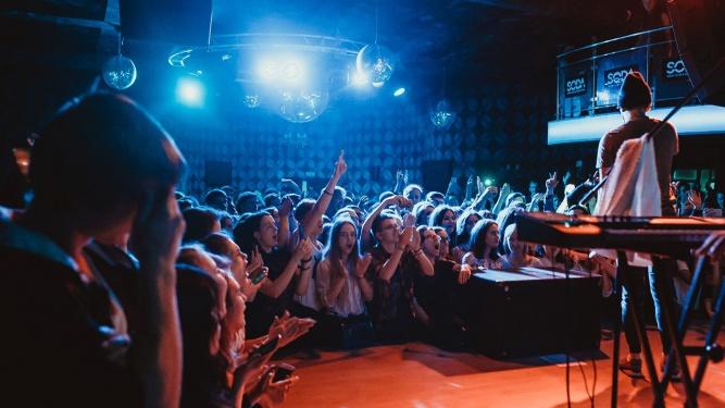 © SODA Concert Hall & Night Club