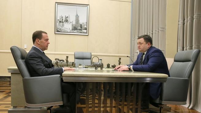 © Фото с сайта Правительства РФ