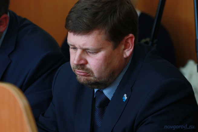 Константин Демидов. © Фото из архива интернет-портала «Новгород.ру»
