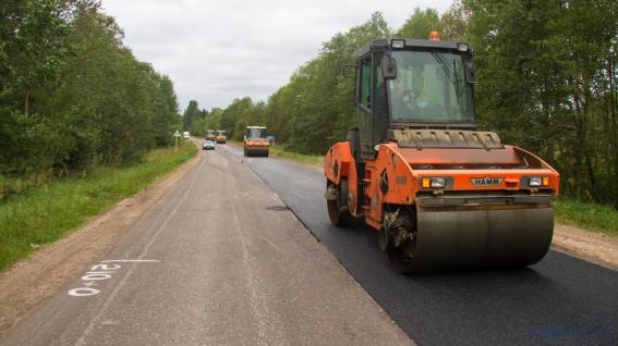 В Новгородской области аннулировали результаты двух аукционов по ремонту дорог в рамках нацпроекта