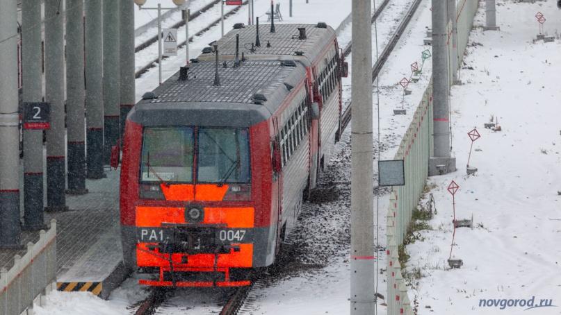 Рельсовые автобусы РА1 в Смоленске. © Фото из архива интернет-портала «Новгород.ру»
