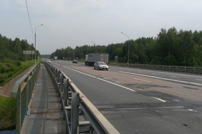 © Мост через реку Полисть. Фото из проектной документации