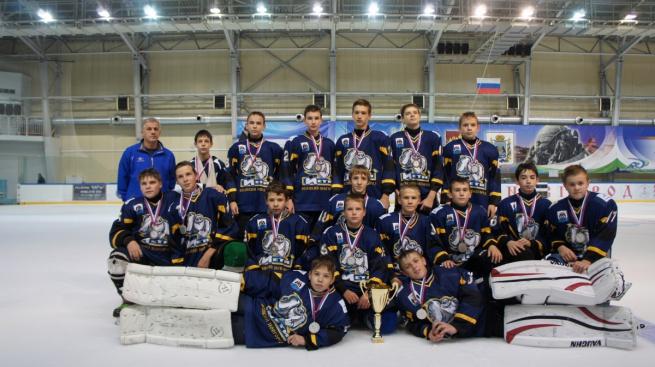 © Фото ДЮСШ «Спорт-индустрия»