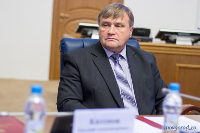 Депутат Александр Кашицын. Фото из архива интернет-портала «Новгород.ру» ©