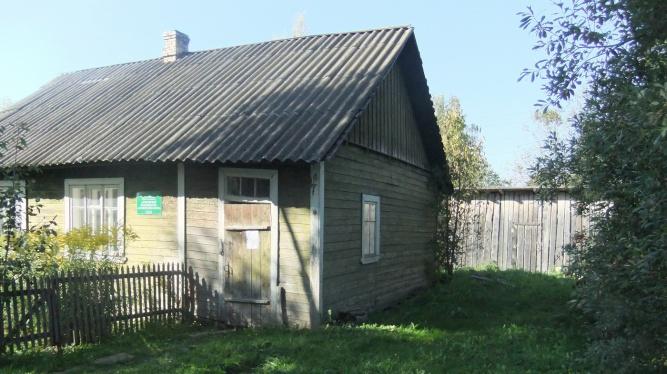 Здание бывшего ФАПа в деревне Дубровка. © novreg.ru