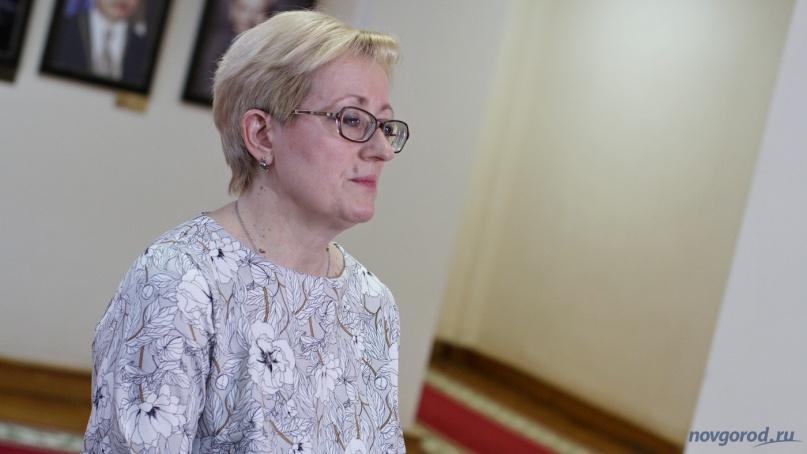 Елена Никифорова. © Фото из архива интернет-портала «Новгород.ру»