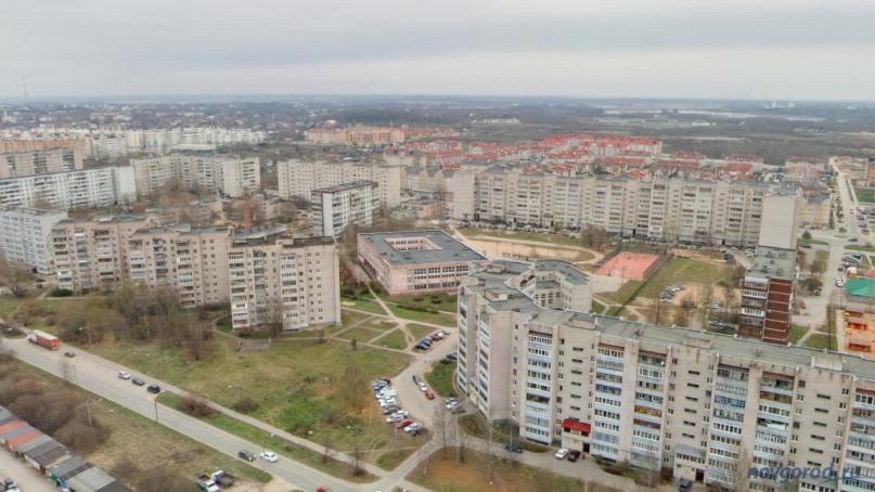 Школа №31. © Фото из архива интернет-портала «Новгород.ру»