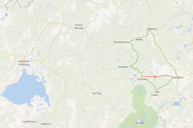 © Картографическая основа OpenStreetMap.org