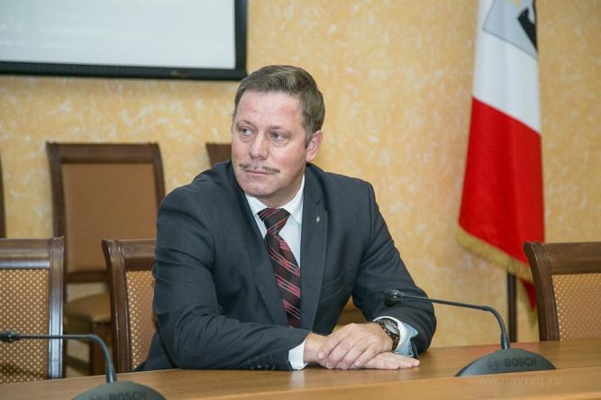 Фото пресс-центра правительства Новгородской области с сайта novreg.ru ©