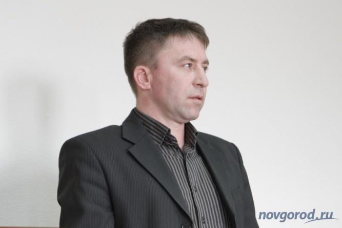 Павел Бойцов. © Фото из архива интернет-портала «Новгород.ру»