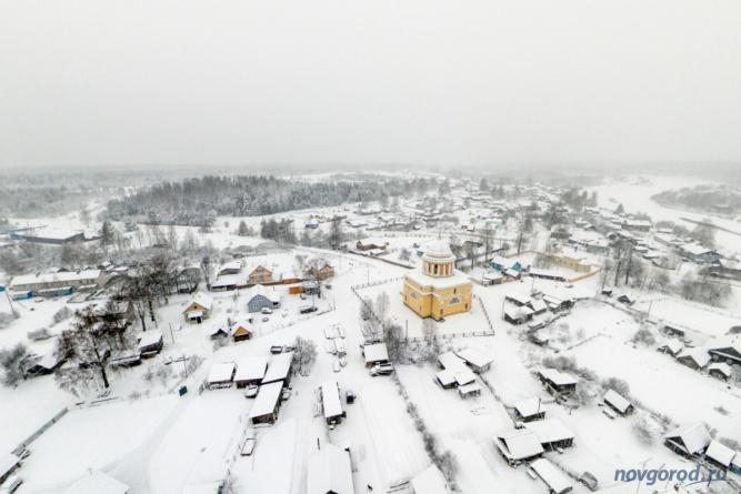 Любытино. © Фото из архива интернет-портала «Новгород.ру»