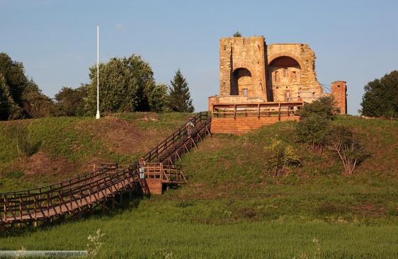 Экскурсия в Великом Новгороде Экскурсия на Рюриково городище