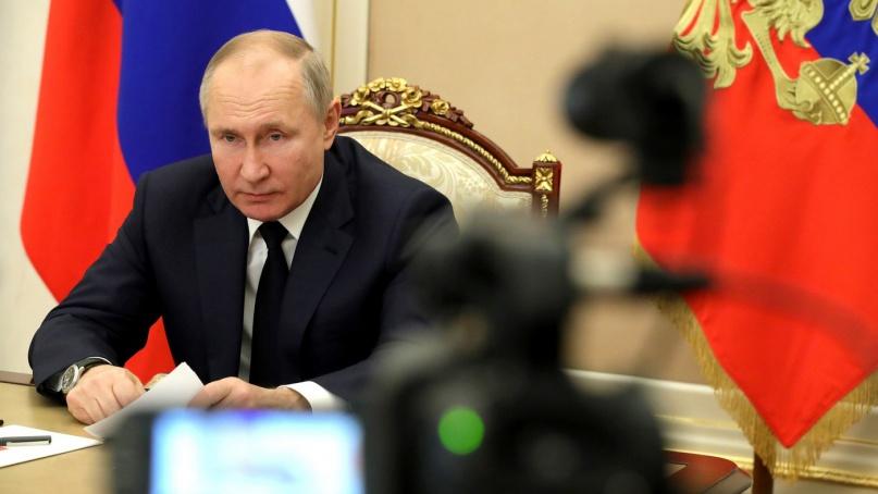 Владимир Путин. © kremlin.ru