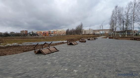 Новгородцев предупреждают о сильном ветре