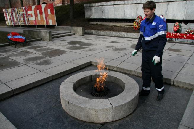 © Фото предоставлено пресс-службой ОАО «Газпром газораспределение Великий Новгород»
