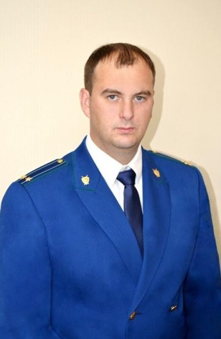 Александр Авдеев. © Фото: прокуратура Новгородской области