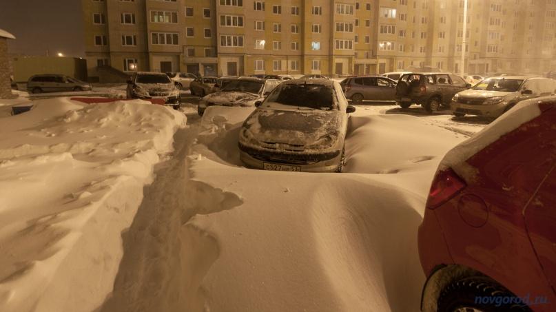 30 ноября 2012 года. © Фото из архива интернет-портала «Новгород.ру»