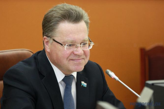 Владимир Тимофеев. © Фото из архива интернет-портала «Новгород.ру»
