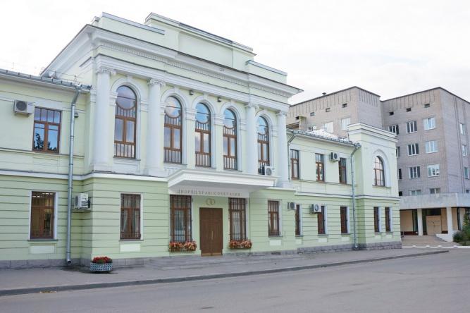 © Эскиз проекта дворца бракосочетаний. Комитет ЗАГС и ООДМС по Новгородской области