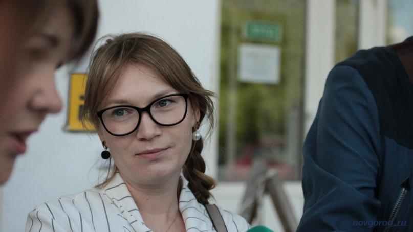 Екатерина Рощина. © Фото из архива интернет-портала «Новгород.ру»
