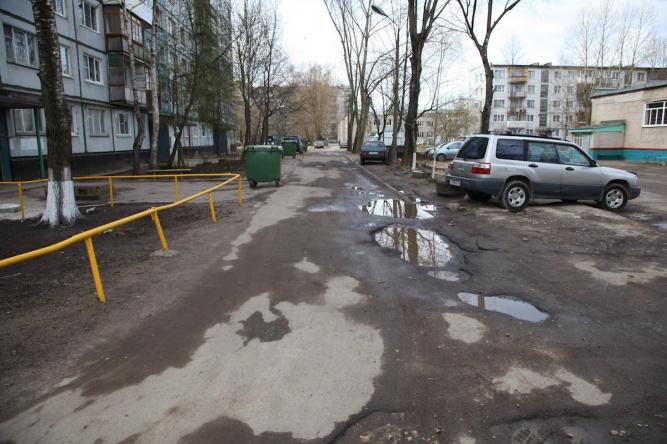 Улица Псковская, 34. Фото «Нового города» ©