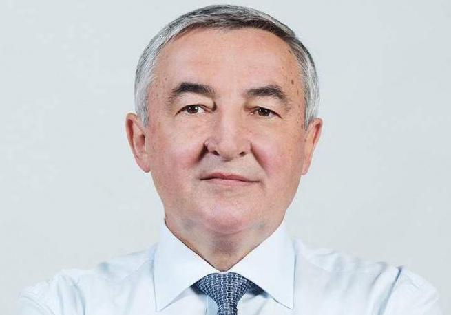 Мэр Великого Новгорода Юрий Бобрышев. © Фото с сайта www.mayor.nov.ru