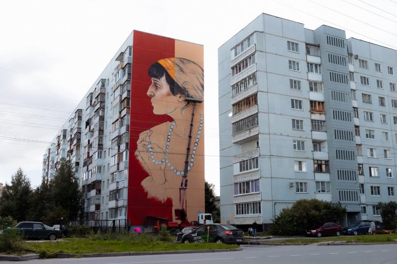 © Фестиваль уличного искусства «Страницы истории»