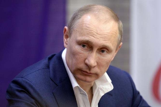 Президент России Владимир Путин. © kremlin.ru