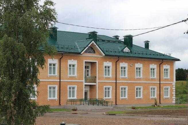 © Фото пресс-центра правительства Новгородской области