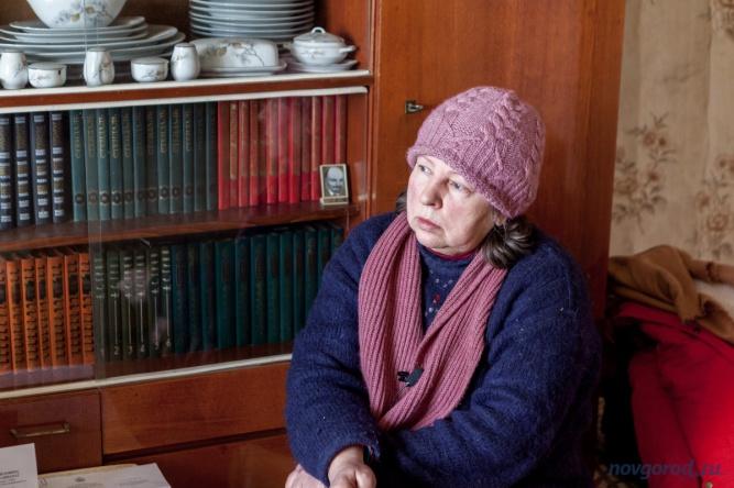 Ирина Сошникова. © Фото из архива интернет-портала «Новгород.ру»