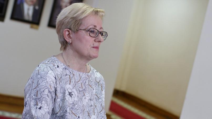 Елена Никифорова — главный санитарный врач Новгородской области.