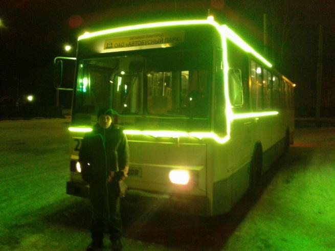 "© Фото из архива ""Автобусного парка"""