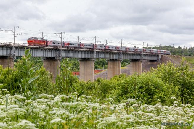 Поезд Новгород-Москва. © Фото из архива интернет-портала «Новгород.ру»
