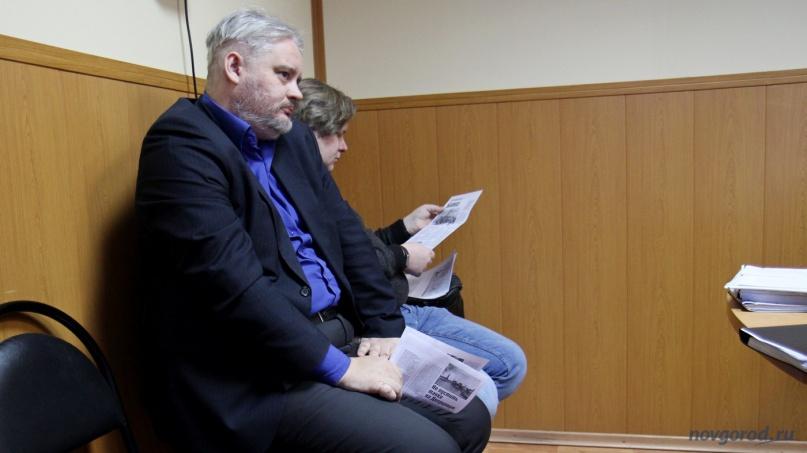 Главный редактор «53 новости» Томас Томмингас. © Фото из архива интернет-портала «Новгород.ру»