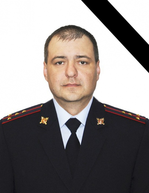 Капитан полиции Олег Янковец. © Фото предоставлено пресс-службой УМВД России по Новгородской области