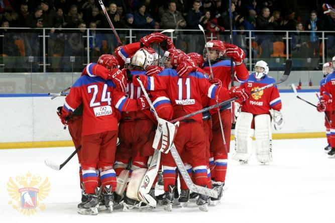 © Пресс-служба Федерации хоккея России