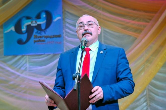 Сергей Сорокин. © Пресс-центр правительства Новгородской области