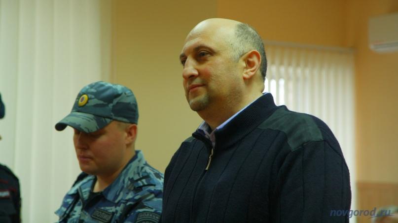 Арнольд Шалмуев. © Фото из архива интернет-портала «Новгород.ру»